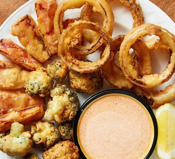 Bột chiên tempura