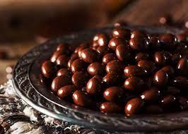 Sô cô la phủ cà phê espresso