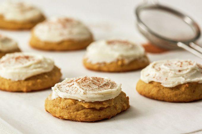 Bánh quy bí ngô
