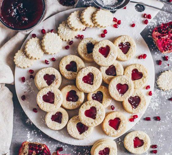 Bánh quy Linzer
