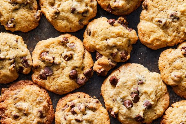 Bánh quy chocolate chip cổ điển